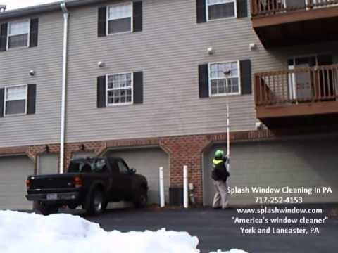 Splash Window Cleaning in PA -America's window cleaner (2)