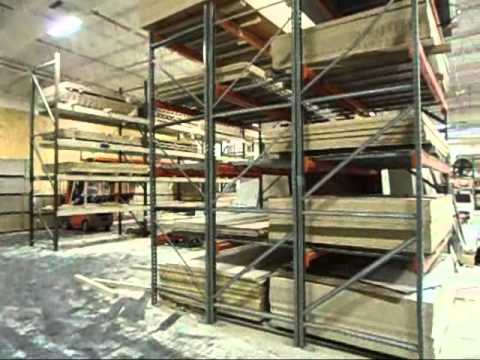 California Closets Factory Tour by Mary Cool