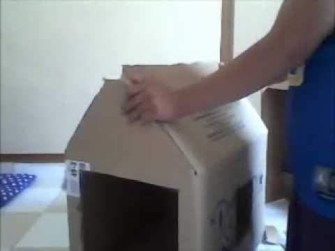 Casa Para Tu Perro Reciclada