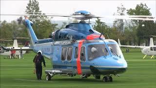 Agusta AW139 JAPAN Police copter JA139T 富山県警航空隊