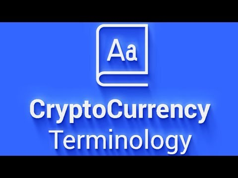 25 Crypto Terms You Should Know (Great For Beginners)