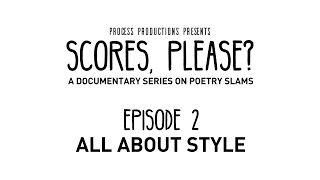 Scores, Please? - Episode 2 - All About Style