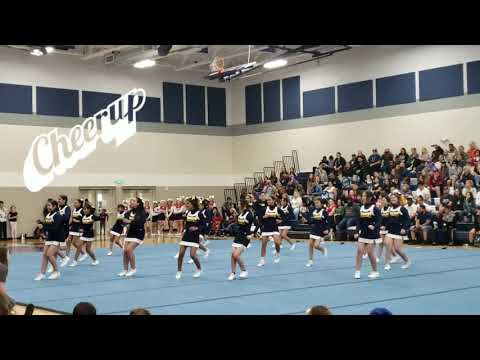 CAMELBACK ACADEMY 2020 CHEER COMPETITION