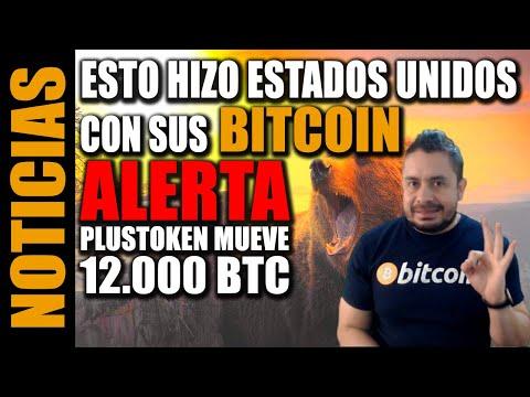 Estados Unidos Vendió Sus Bitcoin/ Alerta 12.000 BTC / Análisis De PRECIO