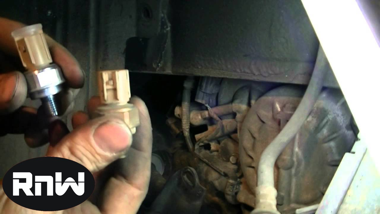 DIY: Replacing Transmission Pressure Switches | Honda Pilot