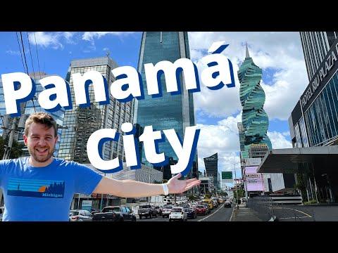 Panama City, Panama - TO DO LIST! 2021