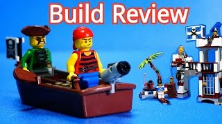Lego Pirates 70412 Soldiers Fort - Build Review 레고 해적