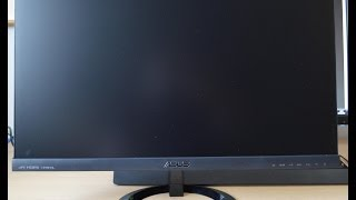 gaming monitor review