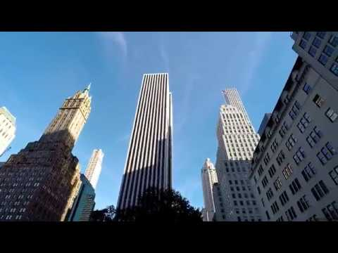 Z Goes - Sounds of Manhattan (Binaural Recording)