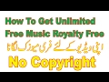 How To Get Unlimited Free Music Royalty...