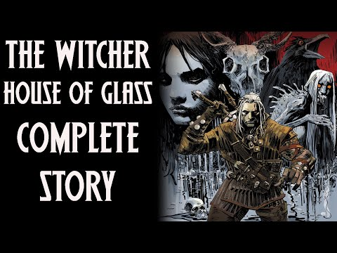 The Witcher House Of Glass Complete Story (Audio Comic)