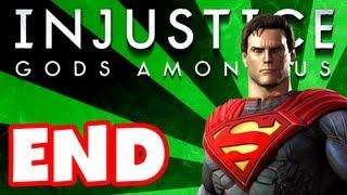 Injustice: Gods Among Us - Gameplay Walkthrough Part 12 - Superman Ending (PS3, XBox 360, Wii U)