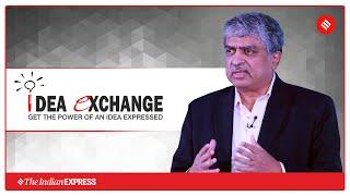 Idea Exchange: Nandan Nilekani Explains his 3 phase Covid-19 Vaccination Process.