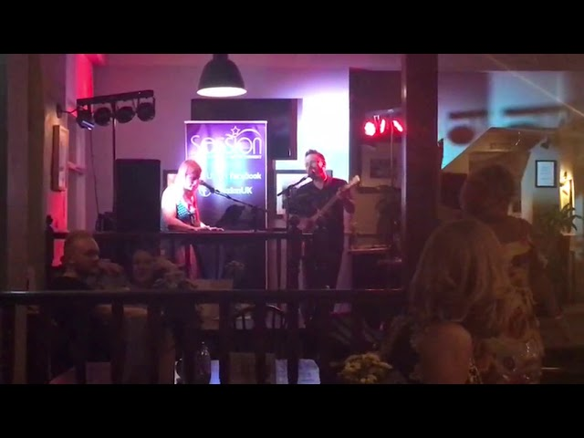 Session Acoustic Duo - Mr Brightside Killers Cover