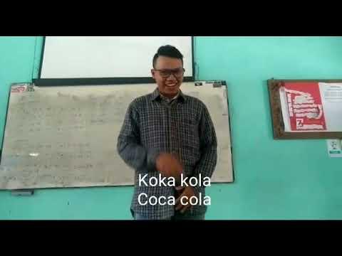 Lagu coca cola
