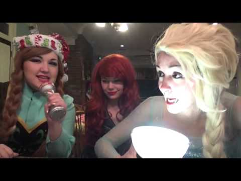 Frozen Freestyle 2 with Ariel