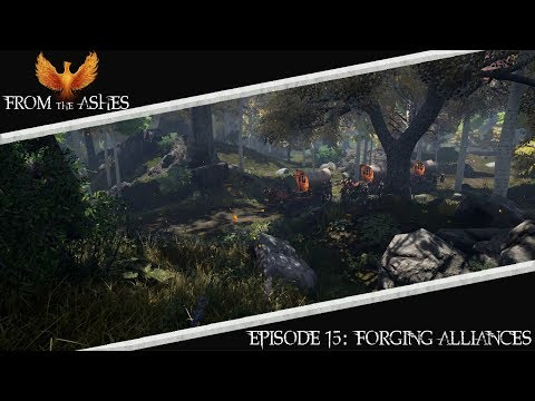 Ashes of Creation - From The Ashes   Episode 15: Forging Alliances