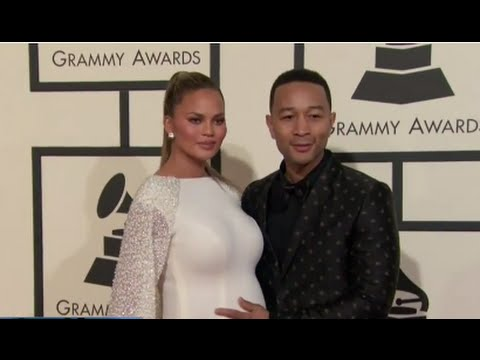 John Legend, Chrissy Teigen Welcome Baby Daughter