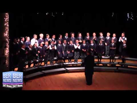 Port Royal Primary At Choir Competition, February 13 2016