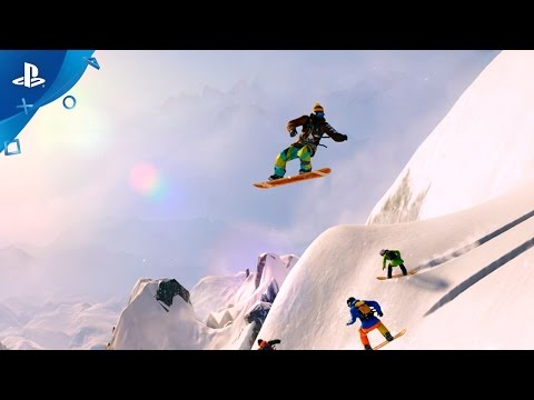 Steep - Freeride World Tour Tournament Trailer | PS4