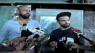 Rithvik Dhanjani talks about his new show Man versus Job.