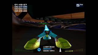 Emulação - MagForce Racing jogável no Redream (emulador de Sega Dreamcast)