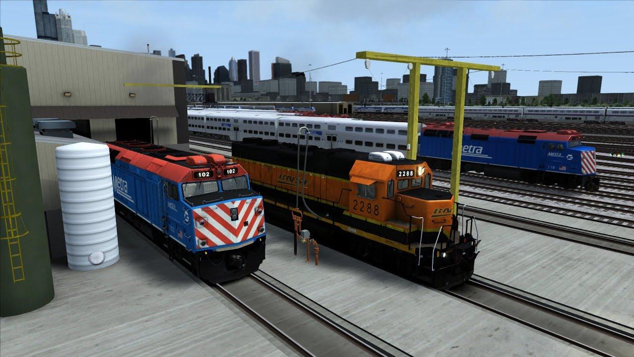 train simulator 2015 dlc vorstellung the racetrack. Black Bedroom Furniture Sets. Home Design Ideas