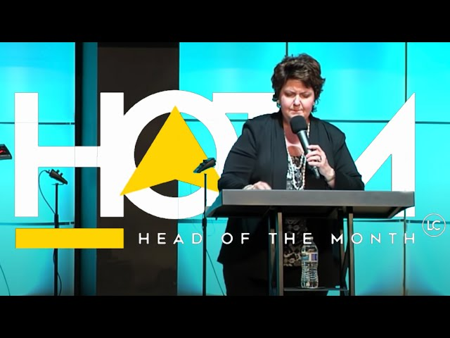 Head of The Month w/Elder Catherine Sykes The Life Center (06-07-2019 07:19 PM)