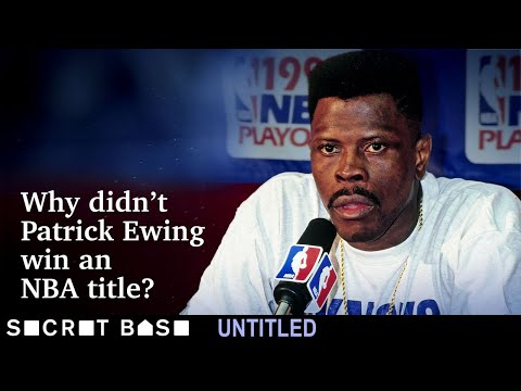 Patrick Ewing never won an NBA championship. Here's what left him empty-handed.