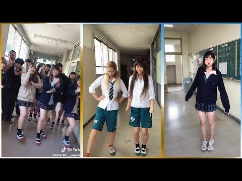 [Tik Tok Japan] 日本のティックトック学校 | Tik Tok High School In Japan #34