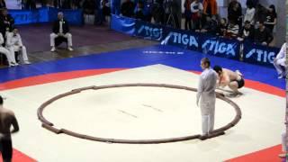 Россия в сумо.Сумо в России