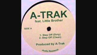 Watch Atrak Step Off video