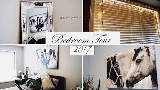 EQUESTRIAN THEMED | BEDROOM TOUR - 2017