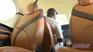 Aero-TV: Kestrel Aircraft Update - The Airplane Progresses Toward Production