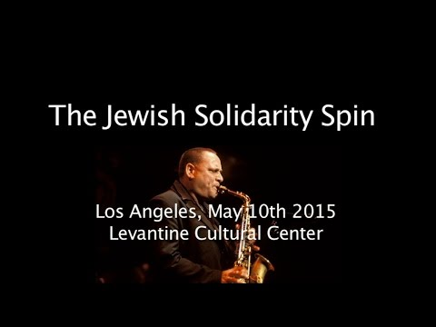The Jewish Solidarity Spin - Gilad Atzmon