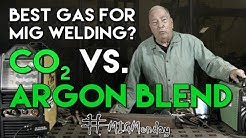 Best Gas for MIG Welding: CO2 vs. C25 MIG Mix | MIG Monday