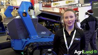 AgriLand gets the inside track on a Roscommon-designed driverless 'tractor'