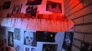 �xit de públic al Túnel del Terror de Calafell 2015