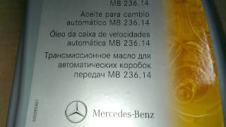 МАСЛО ATF 23614 1Л   A0019896803AAA6