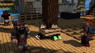 Minecraft Hazine Avcıları 2.Bölüm - Büyük Deniz Savaşı !!!