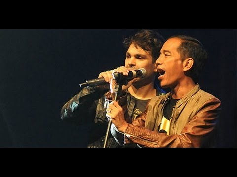 Jokowi FEAT Arkarna Band Asal Inggris