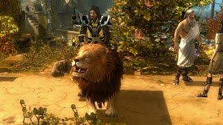 Drakensang Online Dragan Event Finish + Lion