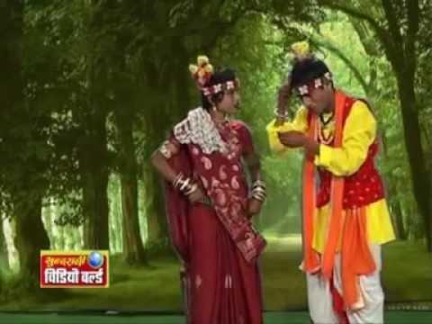 Tirchhi Najariya Ghumake Maari - Tirchhi Najariya - Betalram Sahu - Chhattisgarhi Stage Show