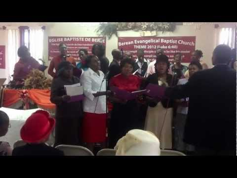 Berean Evangelical Church Choir