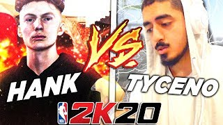 HANK vs TYCENO BEST OF 7 FOR $5000 - GREATEST BATTLE OF ALL TIME in NBA2K20
