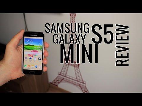 Samsung Galaxy S5 Mini Review! (in limba romana) - fratele mai mic cu potential