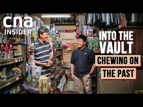 Imagining Life Before Chewing Gum Ban In Singapore | Into The Vault 2 | Full Episode thumbnail