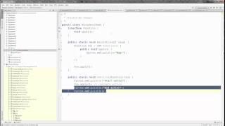 Java. Особенность 14. Функциональное программирование.