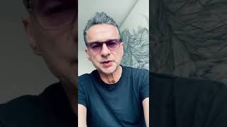 Dave Gahan's message in the period of Covid-19