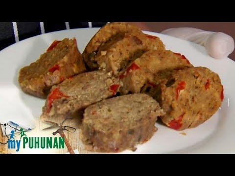 The Good Choices owner Camille Acosta shares her vegetarian embutido recipe | My Puhunan